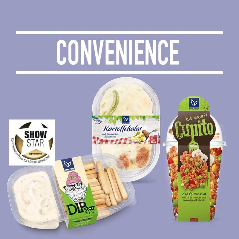 Convenience Produkte