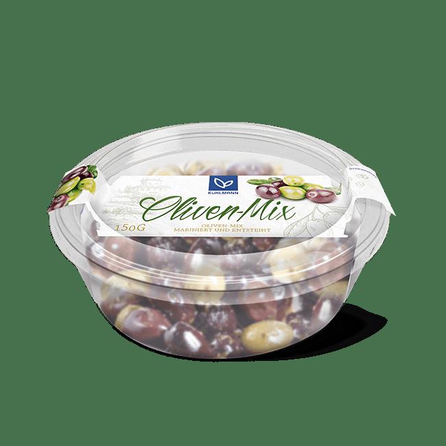 Antipasti Pikante Olivenmix