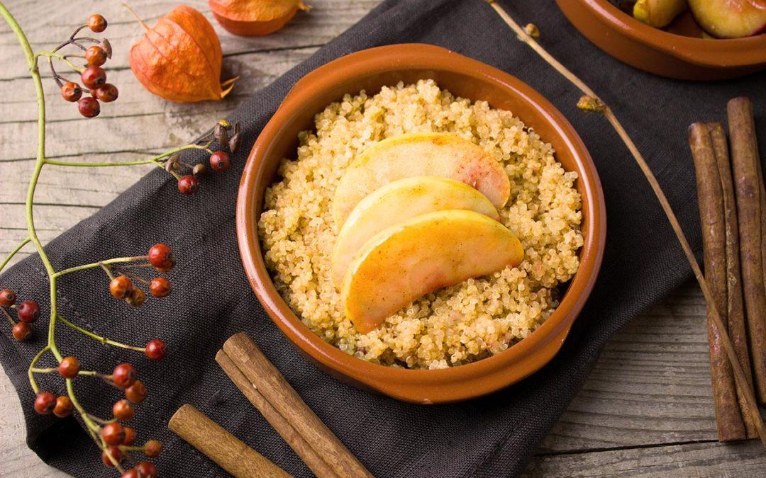 Quinoa – wenn Gesundes so gut schmeckt …