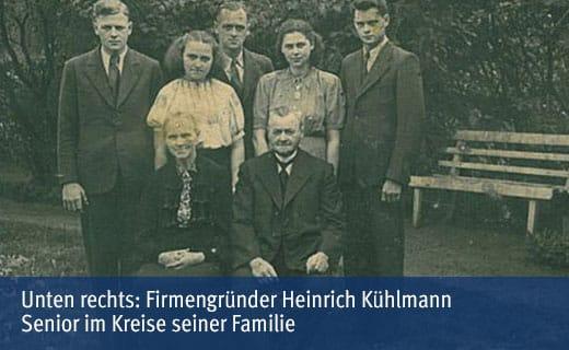Familie Kühlmann
