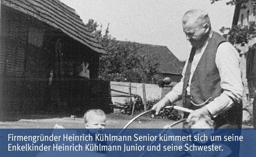 Heinrich Kühlmann Senior