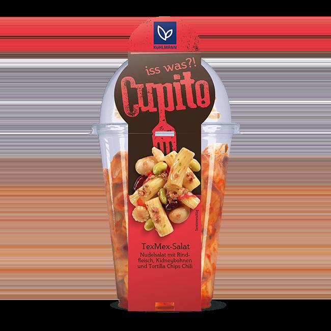 Cupito TexMex Salat