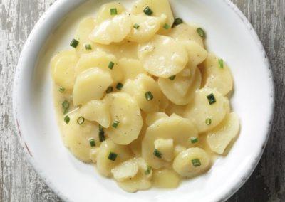 Kartoffelsalat Essig/Öl