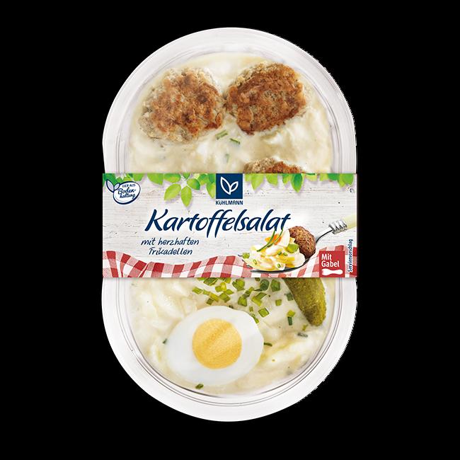 Snacksalate Kartoffelsalat