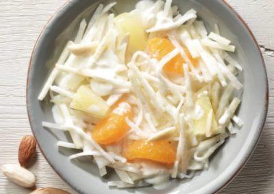 Astoria-Salat nach Waldorf-Art