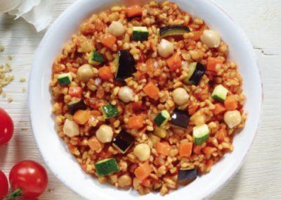 Bulgur-Salat Maghreb