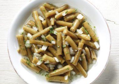 Friesischer Bohnensalat