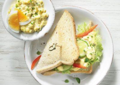 Sandwich-Aufstrich Ei