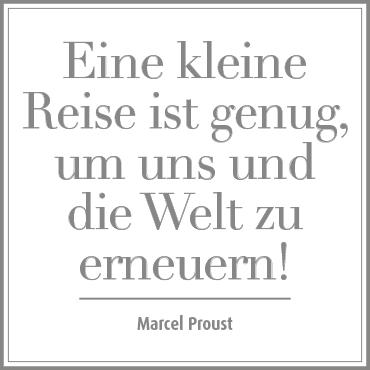 Textbox FUG Neuheiten Orient – Marcel Proust