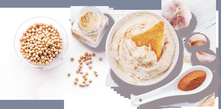 Hummus Abbildung
