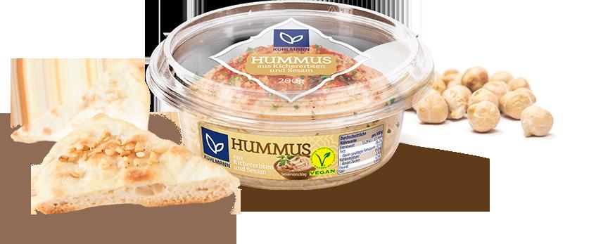 Hummus von Kühlmann