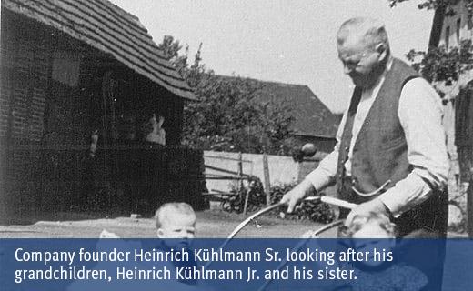 Heinrich Kühlmann Sr.
