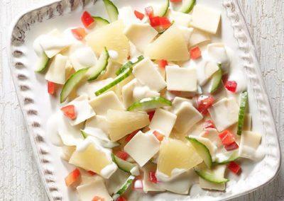 Bern-style cheese salad