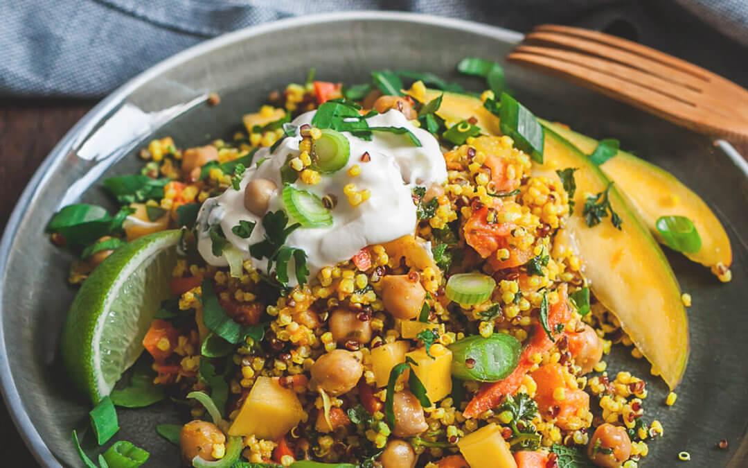 Die neue Generation Feinkost: In 5 Salaten um die Welt.