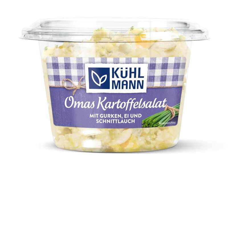 Kühlmann Omas Kartoffelsalat 350g