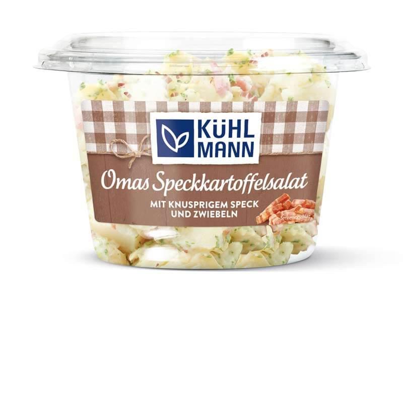 Kühlmann Omas Speckkartoffelsalat 350g