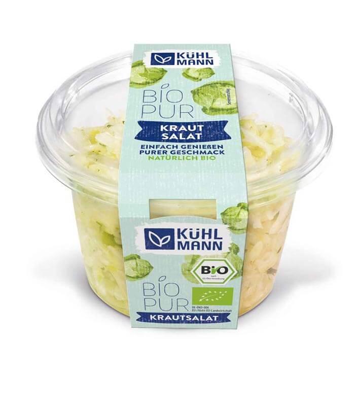 Kühlmann Bio Krautsalat
