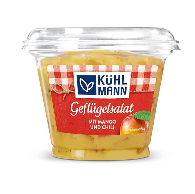 Kühlmann Geflügelsalat Mango Chili 200g