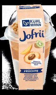 Kühlmann Frühstücksdessert Jofrii Tropic