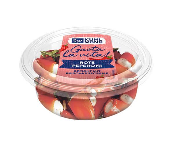 Antipasti Rote Peperoni