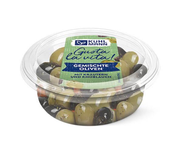 Antipasti Gemischte Oliven