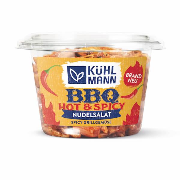 Kühlmann BBQ Nudelsalat Hot & Spicy